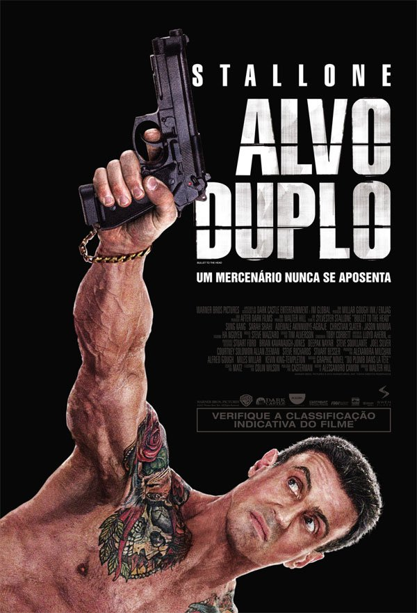 Alvo Duplo (Dual Audio) BDRip XviD