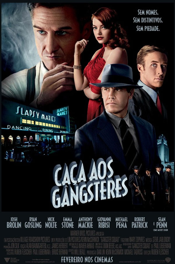 Caça aos Gângsteres (Dual Audio) BDRip XviD