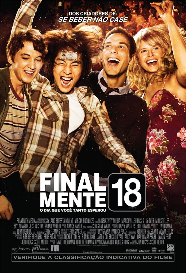 Download Finalmente 18   R5   Xvid   Dublado
