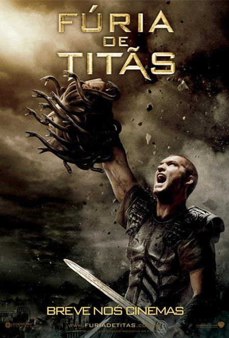 Fúria de Titãs – Clash of Titans Legendado