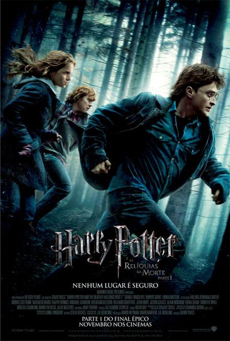 Harry Potter e as Relíquias da Morte: Parte 1  Dual Audio