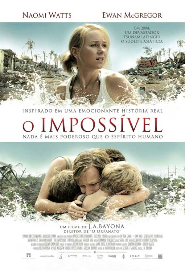 O Impossível (Dual Audio) DVDScr XviD
