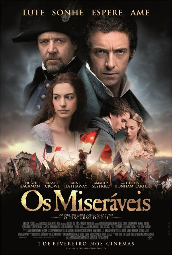 Os Miseráveis (Legendado) BRRip RMVB