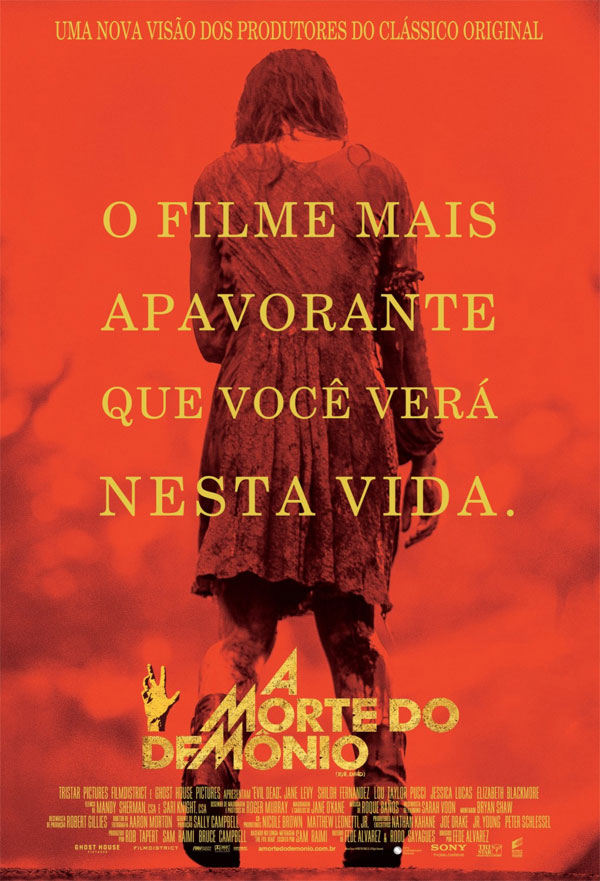 A Morte do Demônio (Dual Audio) BDRip XviD