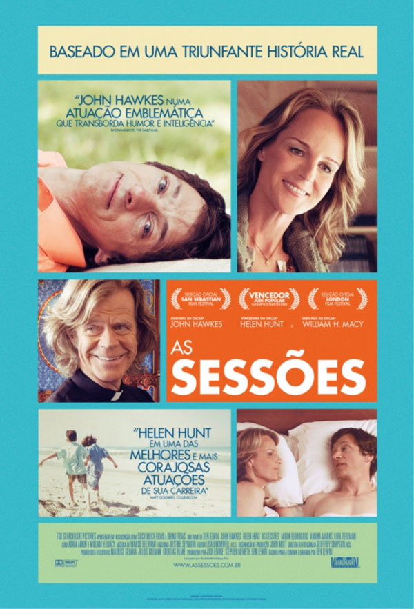 As Sessões (Dublado) BDRip XviD